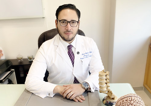 Dr. David Gallardo Ceja